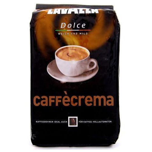 Lavazza Kawa włoska caffecrema dolce 1 kg ziarnista