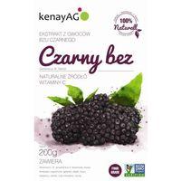 Czarny bez (Sambucus W. hance) - sproszkowany ekstrakt (200g)