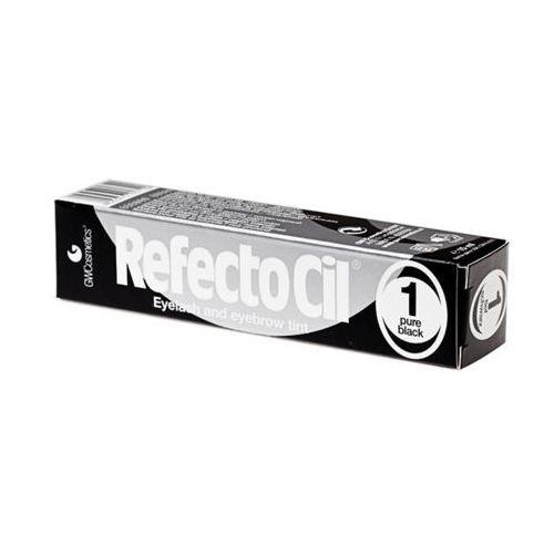 Henna żelowa (czarna) marki Refectocil