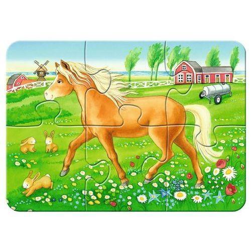 Ravensburger układanka 2/4/6/8 elementów - zwierzęta na farmie - darmowa dostawa od 199 zł!!! (4005556070770)