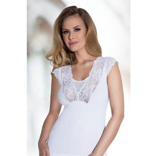 13bb1063 Koszulka Talia S-XL M, biały. , L, M, S, XL, 1 rozmiar (Eldar)