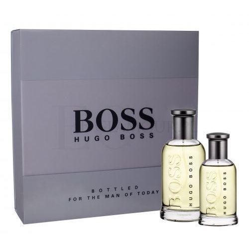 Hugo boss boss bottled zestaw edt 100ml + 30ml edt dla mężczyzn - Bardzo popularne