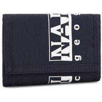 Duży Portfel Męski NAPAPIJRI - Happy Wallet N0YI0K Blu Marine 176