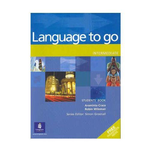 Language to Go Intermediate Student's Book (podręcznik) (128 str.)