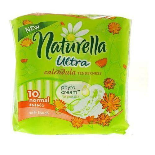 Procter & gamble Podpaski naturella ultra calendula tenderness normal (10 sztuk)