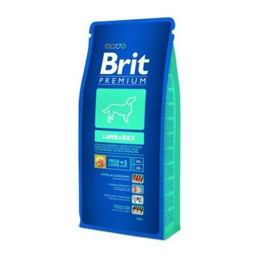 Brit Premium Lamb & Rice 15kg, MO-4670