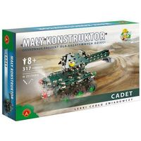 Mały konstruktor Cadet (5906018012026)