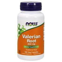 Valerian Root (Korzeń Kozłka lekarskiego) 500mg 100 kaps.