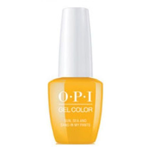 Opi gelcolor sun sea and sand in my pants żel kolorowy (gc-l23)