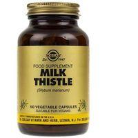 Solgar Milk Thistle (Ostropest Plamisty) - 100 kapsułek