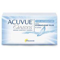 oasys for astigmatism 6 szt. +25zł do rossmann (do 2op) marki Acuvue