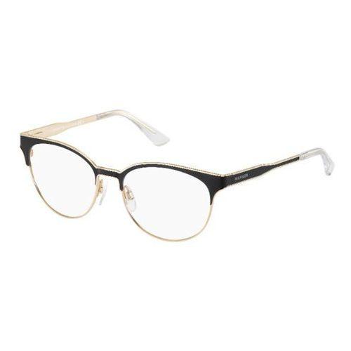 Tommy hilfiger Okulary korekcyjne th 1359 k1t