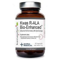 Kapsułki Kwas R-ALA Bio-Enhanced® aktywna forma kwasu liponowego (60 kapsułek) – KENAY