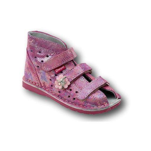 49f55f0e profilaktyczne buty wzór 260/270 kolor róż/fantazja marki Daniel