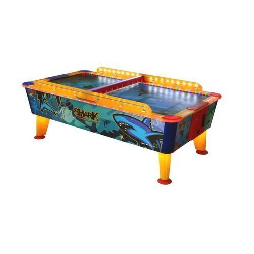 Producent tymczasowy Cymbergaj air hockey shark outdoor 6ft - 6ft