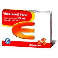 Kapsułki Vitaminum E 100mg x 30 kapsułek