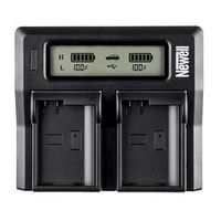 Newell Ładowarka LCD Dual Charger do EN-EL3 - produkt w magazynie - szybka wysyłka!