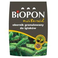Obornik granulowany do iglaków worek 5l  marki Biopon
