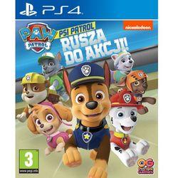 Gra PS4 Psi Patrol: Rusza do akcji!