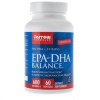 Kapsułki Jarrow Formulas EPA-DHA Balance 600 mg - 60 kapsułek