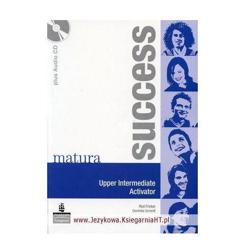 Matura success upper-intermediate Activator + Cd (9780582854048)