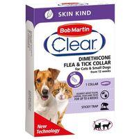 Bob martin clear obroża przeciw insektom dla małych psów - 3 szt.