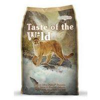 Taste of the Wild Canyon River Feline z pstrągiem i łososiem 7kg, 12913 (4988188)