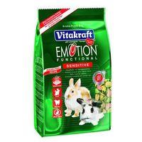 VITAKRAFT Emotion Sensitive - karma podstawowa dla królika 600g