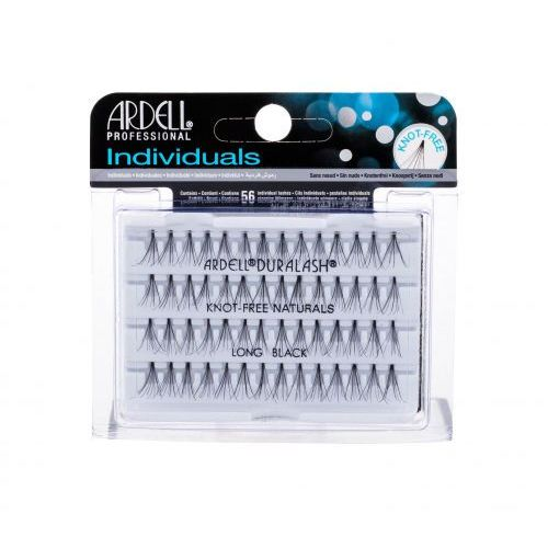 Ardell Individuals Duralash Knot-Free Naturals sztuczne rzęsy 56 szt dla kobiet Long Black - Ekstra oferta