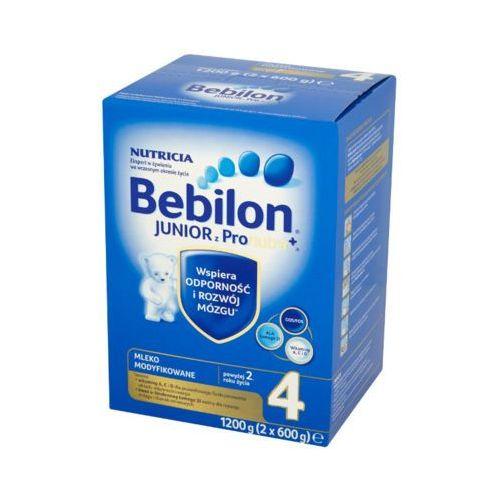 1200g junior 4 z pronutra mleko modyfikowane powyżej 2 roku Bebilon
