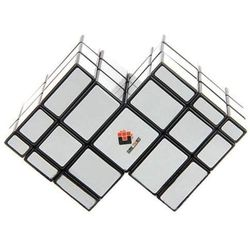 Cube twist mirror twins silver marki Shengshou