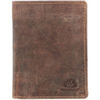 Greenburry Vintage Portfel RFID skórzany 10 cm brown ZAPISZ SIĘ DO NASZEGO NEWSLETTERA, A OTRZYMASZ VOUCHER Z 15% ZNIŻKĄ