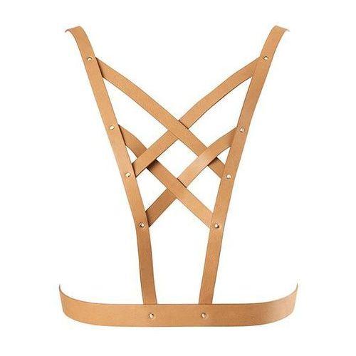Bijoux indiscrets Uprząż - maze net cleavage harness brown (8436562011482)