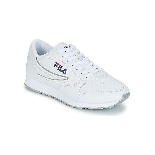 Sneakersy disruptor m low wmn 1010441.40k marsala (Fila)