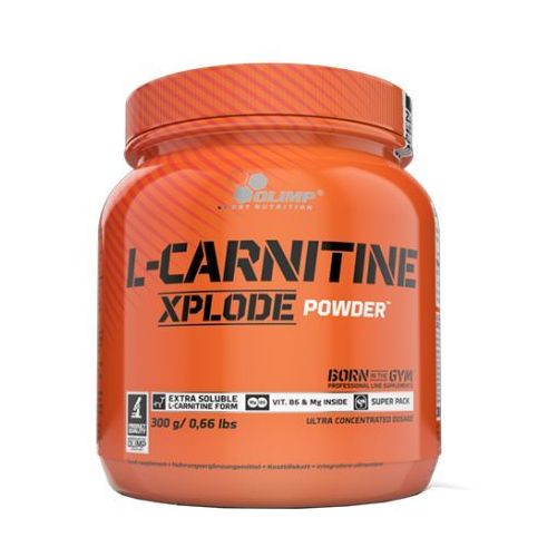 Olimp l-carnitine xplode powder 300g