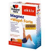 Doppel herz aktiv magnez+wapń forte x 30 tabl (4009932576269)