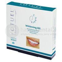 YOTUEL 7 Hours 0,1% 2x6ml - zestaw do bezpiecznego wybielania zębów z termokurczliwymi nakładkami