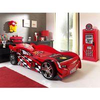Łóżko auto samochód night speeder, łóżko dla dziecka, dla chłopca marki Vipack