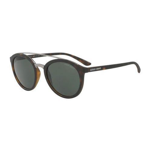 Okulary słoneczne ar8083 508971 marki Giorgio armani