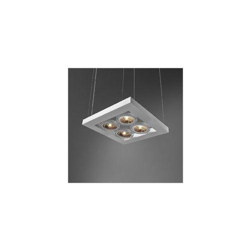 Aquaform Cadva 111x4 sq zwis lampa wisząca 53114-03 biała ** rabaty w sklepie **