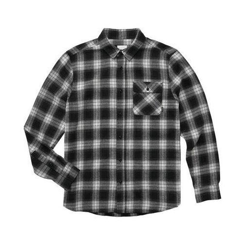koszula EMERICA - Drift L/S Flannel Black (001) rozmiar: L