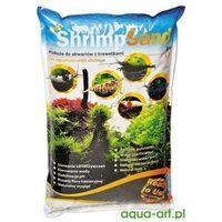Aqua art shrimp sand podłoże do akwarium z krewetkami czarne 4kg