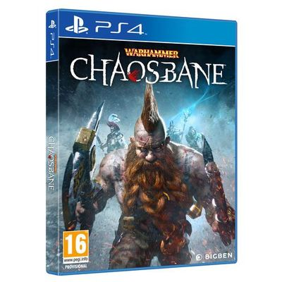 Gry PlayStation4 BigBen Interactive