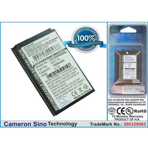 Cameron sino Sony ericsson p800 / bst-15 1000mah 3.70wh li-ion 3.7v () (4894128005766)