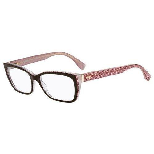 Okulary korekcyjne ff 0003 micrologo 7ph Fendi