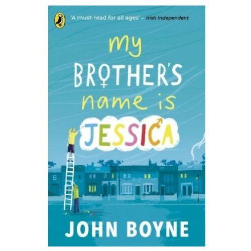 My Brothers Name is Jessica - Boyne John - książka, oprawa miękka