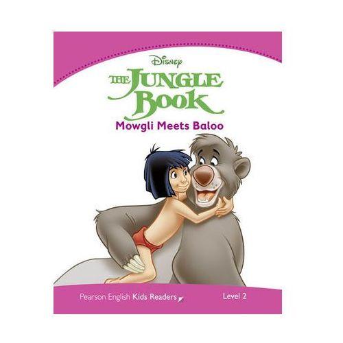 The Jungle Book - Mowgli Meets Baloo (Druga Księga Dżungli: Mowgli i Baloo) Poziom 2 (400 Słów), Nicola Schofield