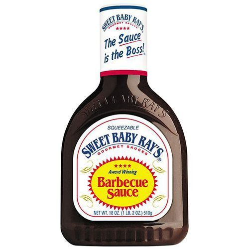 Sos Sweet Baby Ray's Barbecue Sauce
