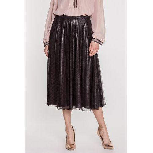 b42832a02f69a2 L'ame de Femme Elegancka spódnica z połyskiem Sa Marisa - L'ame de Femme,  kolor