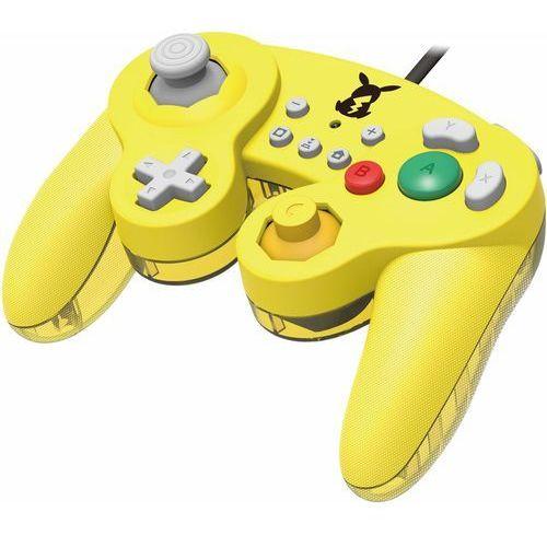 Kontroler HORI Smach Bros Gamepad Pikachu do Nintendo Switch